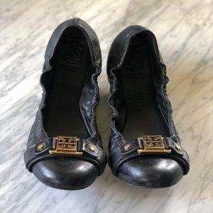 Tory Burch Ballet Flat, minor wear